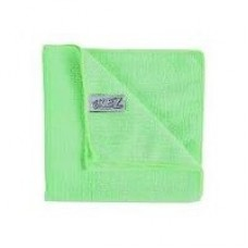 Exel Microfibre Cloths, Green x 1