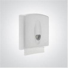 Hand Towel Dispenser, Dolphin Plastic