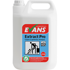 Evans Extract Pro Low Foam Carpet Shampoo 5 litre