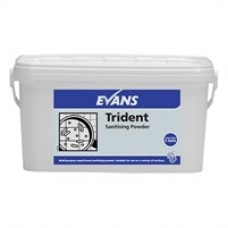 Evans Trident Sanitise Multi Purpose Blue Powder 5kg