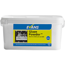 Evans Glaze Machine Dishwasher Powder 5kg