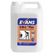 Evans E.M.C. Plus Heavy Duty Cleaner Degreaser 5litre