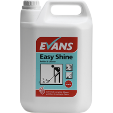 Evans Easy Shine Gloss Floor Polish 5 litre