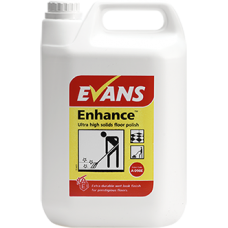 Evans Enhance Floor Polish Wet Look 5 litre
