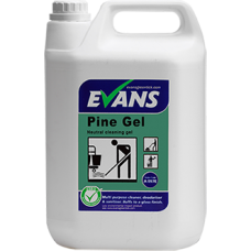 Evans Pine Gel Multi Purpose Cleaner 5litre