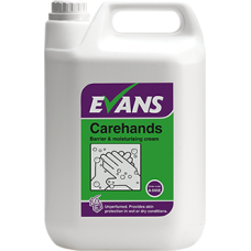 Evans Carehands Barrier Moisturising Cream 5 Litre