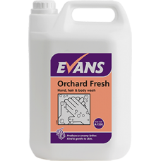 Evans Orchard Fresh Hand Wash 2x5litre