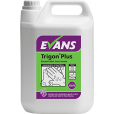 Evans Trigon Plus Bactericidal Hand & Body Wash 5Litre