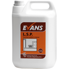 Evans L.S.P. Liquid Spray Polish 5litre