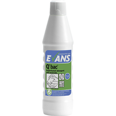Evans Q'SOL Superior Washing Up Liquid 1litre