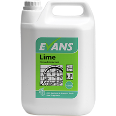 Evans Lime Citrus Disinfectant 5litre