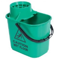 Professional Mop Bucket 15litre Green