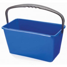 Window Cleaners Bucket 12 litre, Blue