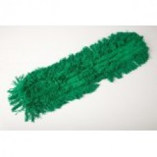 "Dust Control Sweeper Replacement 40cm/16"" Sleeve, Green"