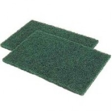 Green Scourer Pads (150x230mm) x 10
