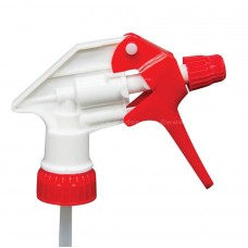 Trigger Sprayer Heads, Red/White