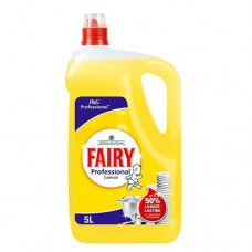 Fairy Lemon Washing Liquid 5litre
