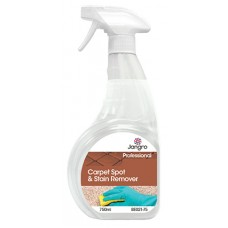 Jangro Carpet Spot and Stain Remover 750ml