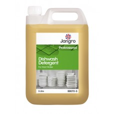 Jangro Dishwash Detergent for Hard Water 5Litre