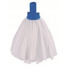 Exel Big White Socket Mop - Blue