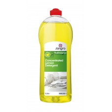 Concentrated Lemon Detergent 20% - Washing Up 1 Litre
