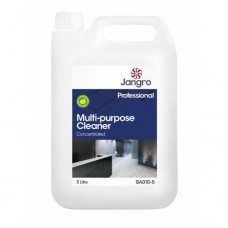 Jangro Multi-Purpose Cleaner, Concentrated 5litre