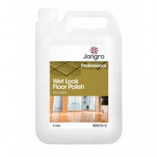 Jangro Wet Look Floor Polish 25% Solids 5litre
