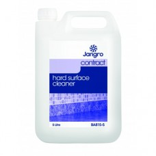 Contract Hard Surface Cleaner 5litre