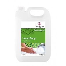 Jangro Hand Soap Unperfumed 5litre