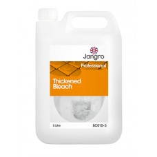 Jangro Thickened Bleach 5litre