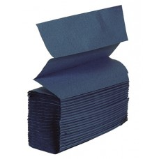 Z-Fold Hand Towel, Blue 1 ply