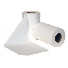 Mini Centrefeed Roll 120M, White 1 ply x 12 Rolls