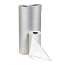 "Couch Roll/Hygiene Roll 10"" White 40M 2 ply"