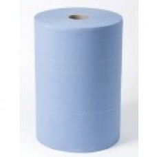 Monster Roll 3ply Blue 40cm x 40cm 1081 Sheet x 1