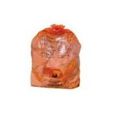 "Orange Tint Sacks 18""x29x33"" Medium Duty 120g  X 200"