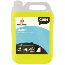 Selden Sabre Rapid Fragrant Degreaser 2x5Litre C054